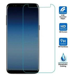 huge discount 07c1f 8afd4 Details about For Samsung Galaxy A7 2018 Tempered Glass Mobile Phone Screen  Protector
