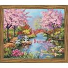 Paintworks® Japanese Garden Kit & Frame Paint-by-Number Kit