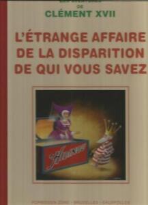 Turf-La-Nef-des-fous-Les-aventures-de-Clement-XVII-Tirage-de-tete