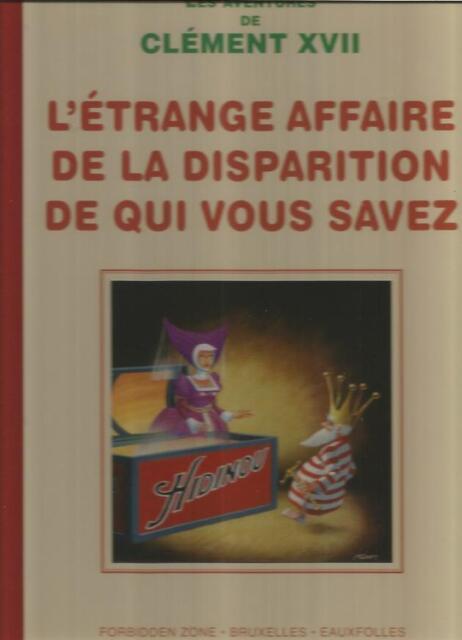 Turf – La Nef des fous – Les aventures de Clément XVII - Tirage de tête