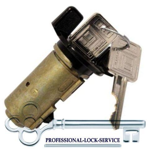 Chevy Astro GMC Safari Van 85-94 Ignition Switch Lock Cylinder 2 Key Black