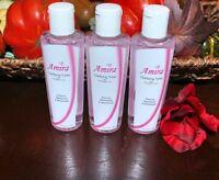 3 Amira Magic Clarifying Toner Facial Whitener Skin Whitening Moisturizer 100ml