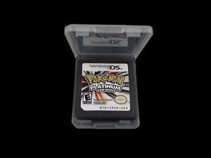 3DS-NDSI-NDS-NDSL-Lite-Game-Card-Pokemon-Platinum-Version-Children-Gift