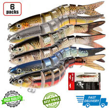 USA STOCK 5 Pack New 2019 Lure Robotic Swimming Free Shipping