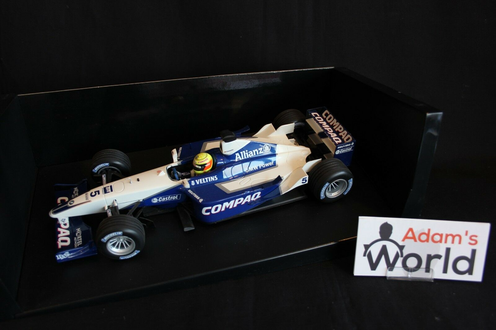 Minichamps Williams BMW FW24 2002 1 18  5 Ralf Schumacher (GER)