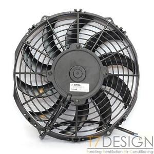 VA11-AP7-C-57A-SPAL-Radiator-Fan-10-0-034-255mm-PULL