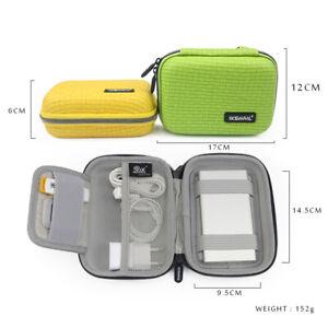 IKSNAIL-Storage-Case-Waterproof-Headphones-Bag-For-Xiaomi-Power-Bank-SD-Card-Box