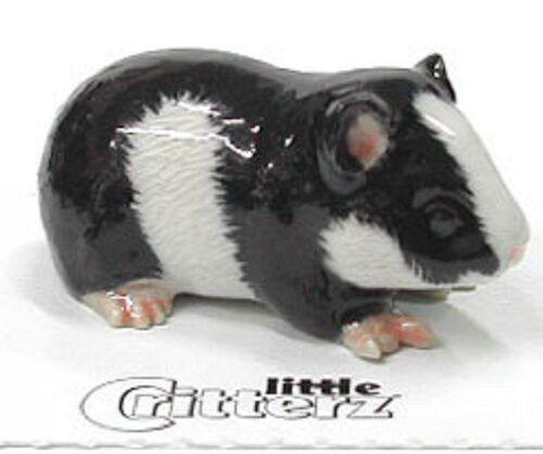 little Critterz Porcelain Miniature - Guinea Pig - LC709 (Buy 5 get 6th free!)