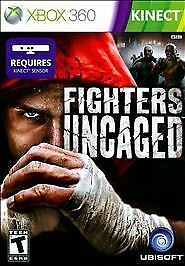Fighters Uncaged Xbox 360 Kinect Fight Night Brutal Attacks