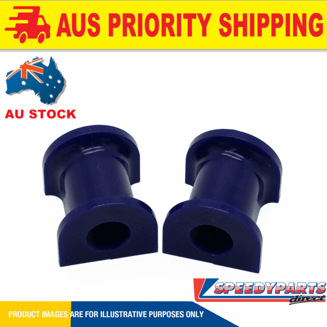 Speedy Parts Rear Swaybar To Chassis Bush Kit Fits VW SPF4524-23K