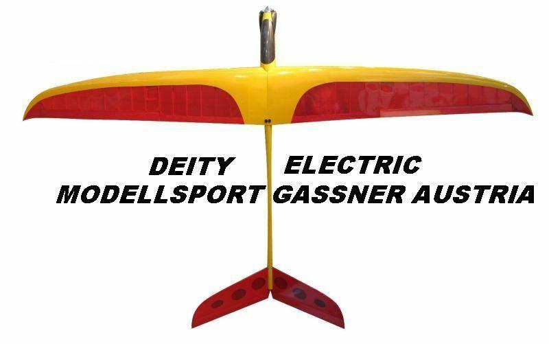 Flyfly product deity elektrosadogler, SPW 2000mm