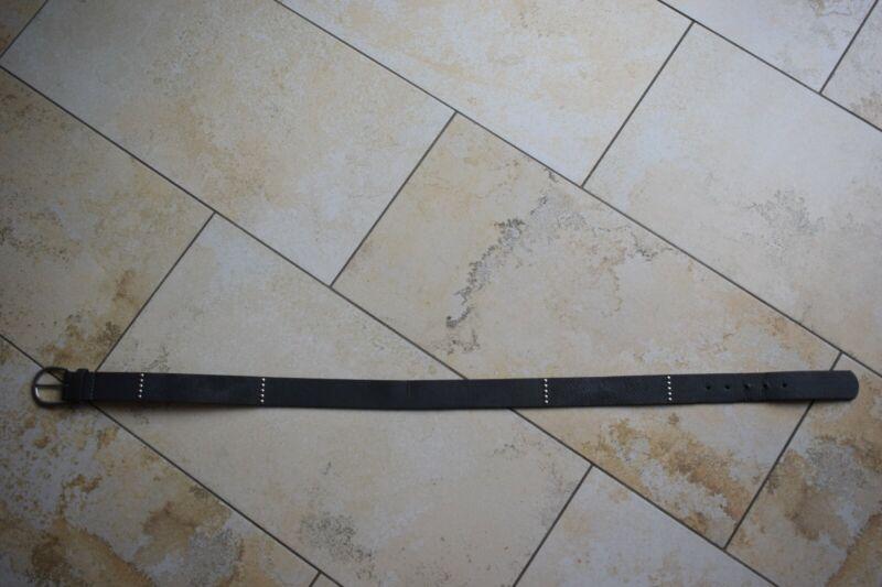 Genial Damen Gürtel In Braun Grau Länge Ca. 104 Cm Schnalle Breite Ca. 3,8 Cm