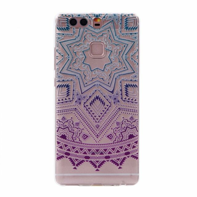 Ultra Slim Rubber Soft TPU Silicone Back Case Cover For Huawei P8 P9 P10 Samsung