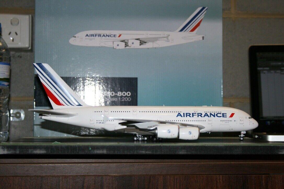 Gemini Jets 1 200 Air France Airbus A380-800 F-HPJB (G2AFR781) Model Plane