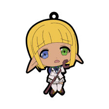 Overlord Demiurge Rubber Phone Strap Anime Manga NEW