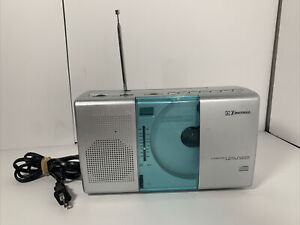 Emerson Compact Disc Player & AM/FM Radio - Tested And Cleaned!