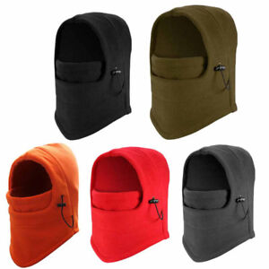 Unisex-Winter-Fleece-Scarf-Neck-Warmer-Face-Mask-Skiing-Cycling-Hiking-Mask