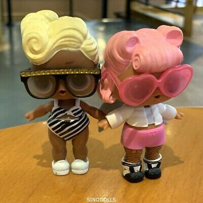 Authentic Lol Surprise Dolls Confetti Pop Funky QT with outfit as pic toy gift