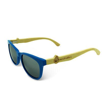 Boostnatics Real Carbon Fiber Boosted Turbo Shades Sunglasses Polarized Black