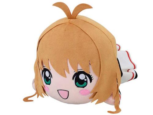 CardCaptor Sakura Kuttari Nesoberi 16/'/' Anime Plush Doll~ Sakura Kinomoto SG5897
