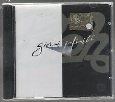 POOH GIORNI INFINITI CD F.C. COME NUOVO!!!