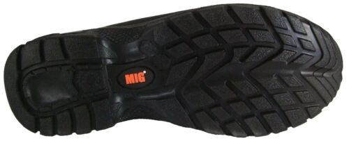 MIG BRITISH STANDARD APPROVED Mens MIG Steel Toe Cap Work Safety Boots