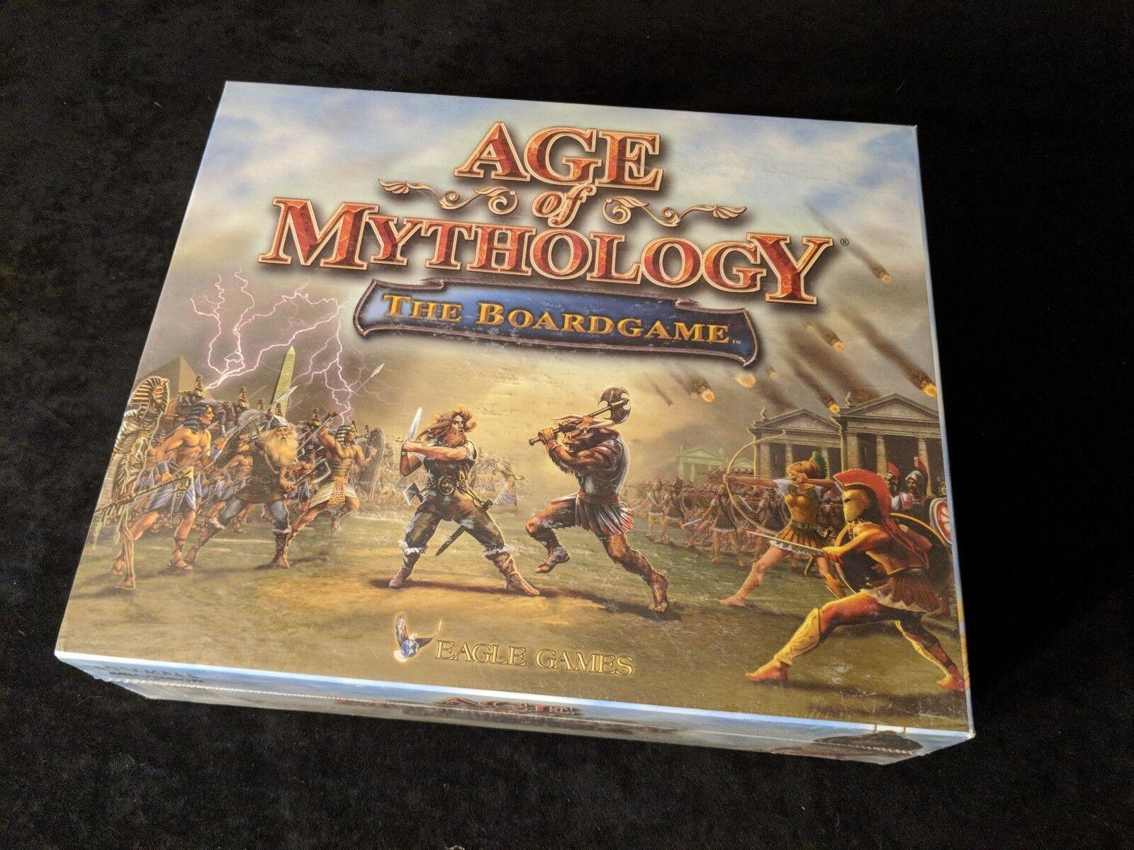 Age of Mythology Jeu de plateau mettant