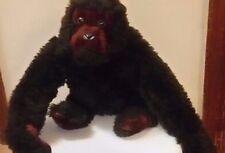 VTG HTF Dakin Stuffed Gorilla Monkey Ape Plush Toy Doll Shredded Clippings Large