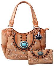5980e76c3ec3 item 1 Western Handbag Tote Concho Lace Concealed Carry Women Shoulder Bag  Purse Wallet -Western Handbag Tote Concho Lace Concealed Carry Women  Shoulder Bag ...