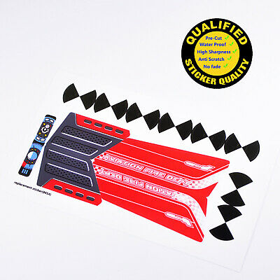 Premium quality CUSTOM sticker for LEGO 8292 Cherry Picker Technic