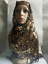 Muslim Women Sequins Embroidered Wrap Scaves Hijab Wedding Long Scarf Arab Shawl