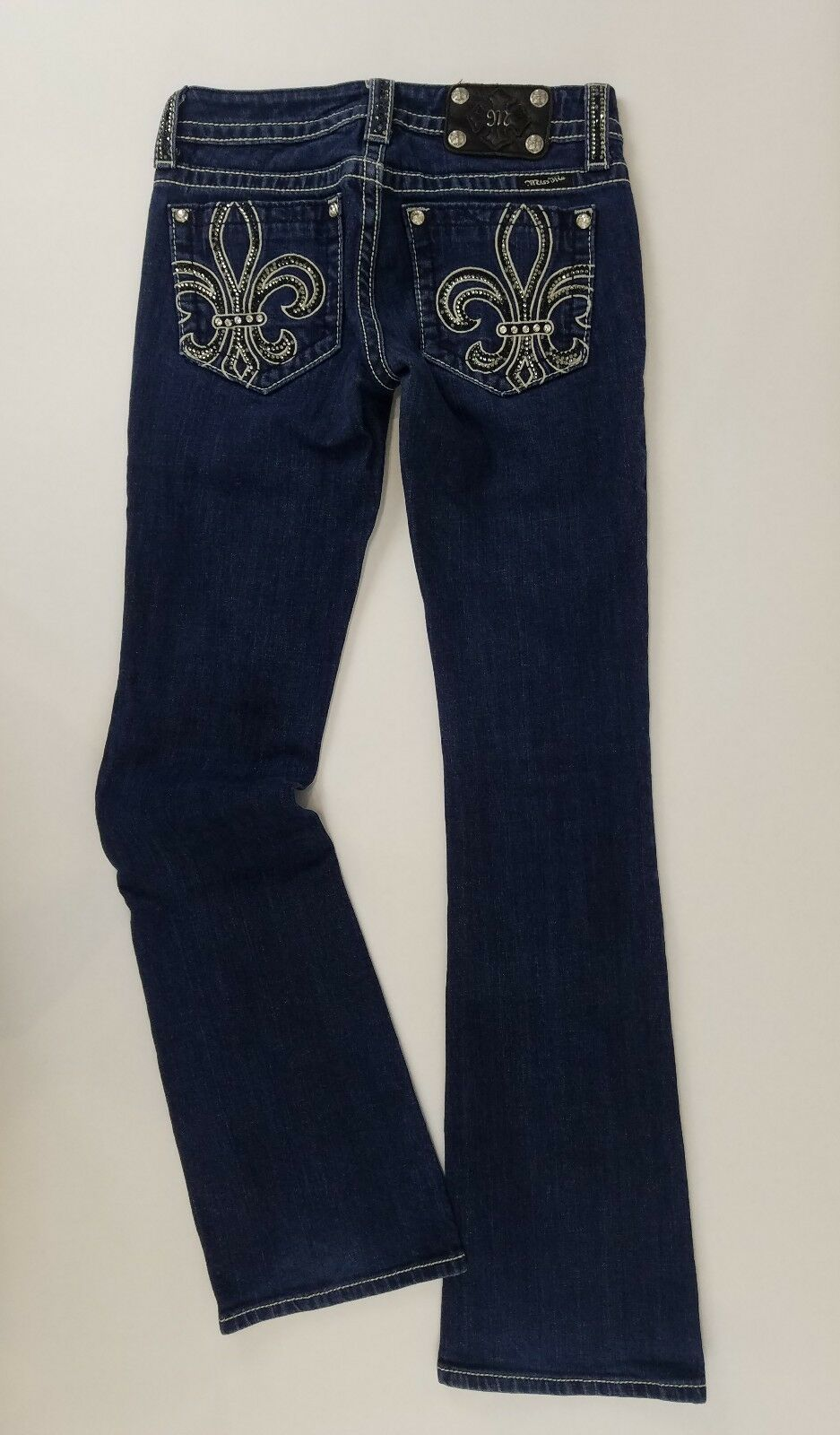 MISS ME Jeans 27 x 33 bootcut