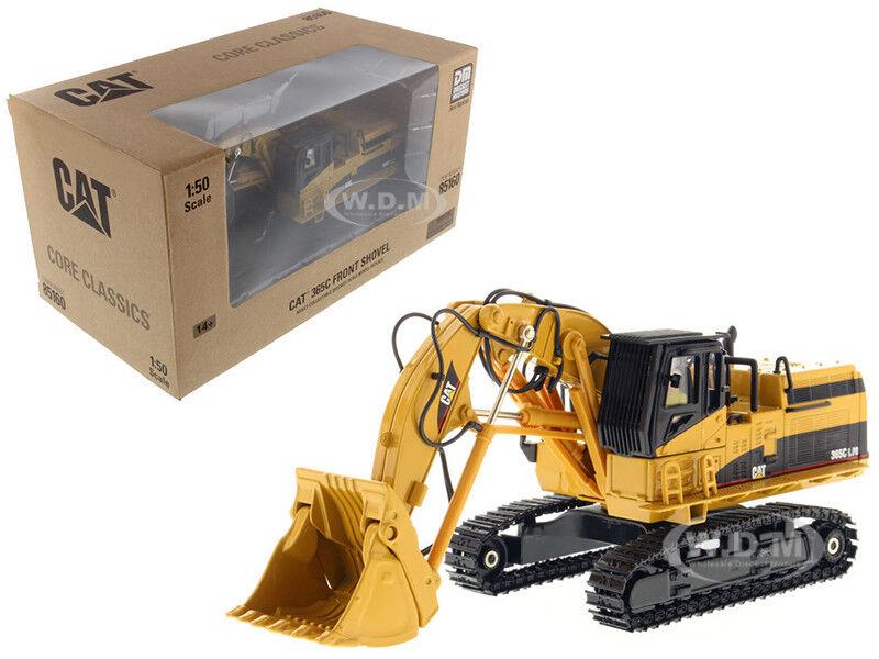 Katze caterpillar 365c - schaufel mit operator 1   50 von 85160 druckguss - meister