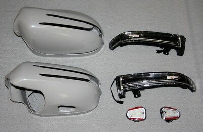 Spiegel GehÄuse Led Blinker FÜr Mercedes R129 Sl Unlackiert Beneficioso Para La MéDula Esencial