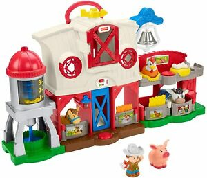 Fisher-Price-Little-People-Caring-Farm-Interactive-Large-Toy