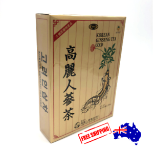 KOREAN-GINSENG-TEA-GOLD-LABEL-Made-from-Ginseng-Extract-100-TEA-BAGS