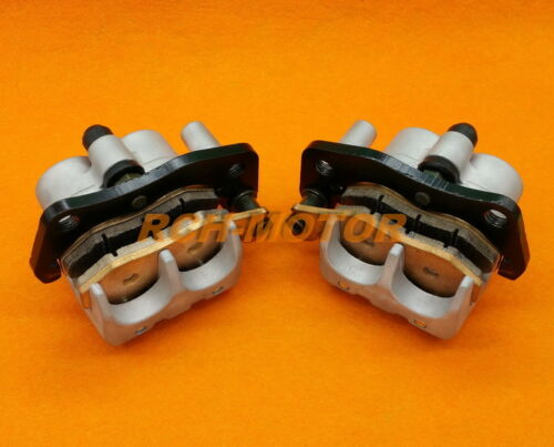 NEW FRONT LEFT /& RIGHT BRAKE CALIPERS FOR YAMAHA UTV RHINO 700  2008-2013