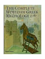 The Complete World Of Greek Mythology Free Shipping