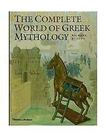 The Complete World Of Greek Mythology Free Shipping