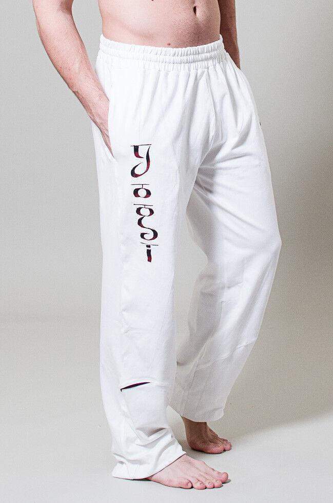 Yogahose  practice  - Weiß Weiß Weiß Weiß von Yogamasti ace87a