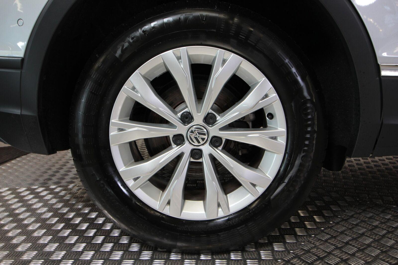 VW Tiguan TDi 150 Comfortline + DSG