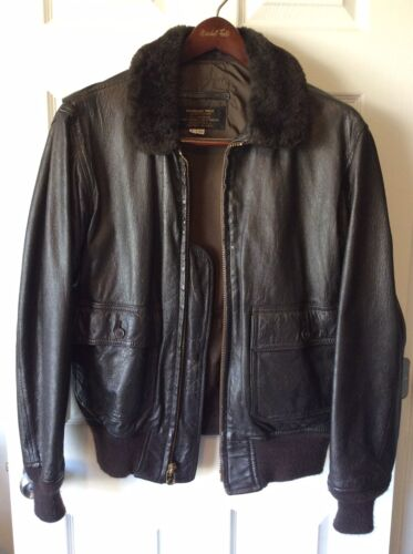 Flight Apparel Industries G1 Flight Jacket 42 L.