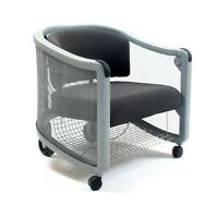 Knoll Neil Frankel Chair Contemporary Rare Modern Design Within Reach DWR Office
