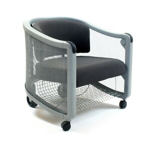 Knoll Neil Frankel Chair Contemporary Rare Modern Design Within