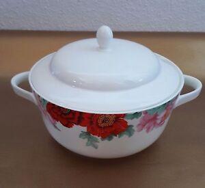 scarlet hutschenreuther leonard suppenterrine sch ssel bone china ebay. Black Bedroom Furniture Sets. Home Design Ideas