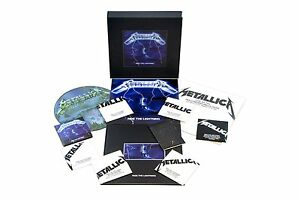 Metallica-039-Ride-The-Lightning-039-Super-Deluxe-Edition-New-Vinyl-CD-Box-Set