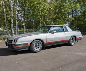 1986 Pontiac Grand-Prix 2+2 Aerocoupe