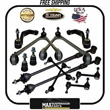 Complete front Suspension Parts For Jaguar S-type, Lincoln LS, Ford Thunderbird