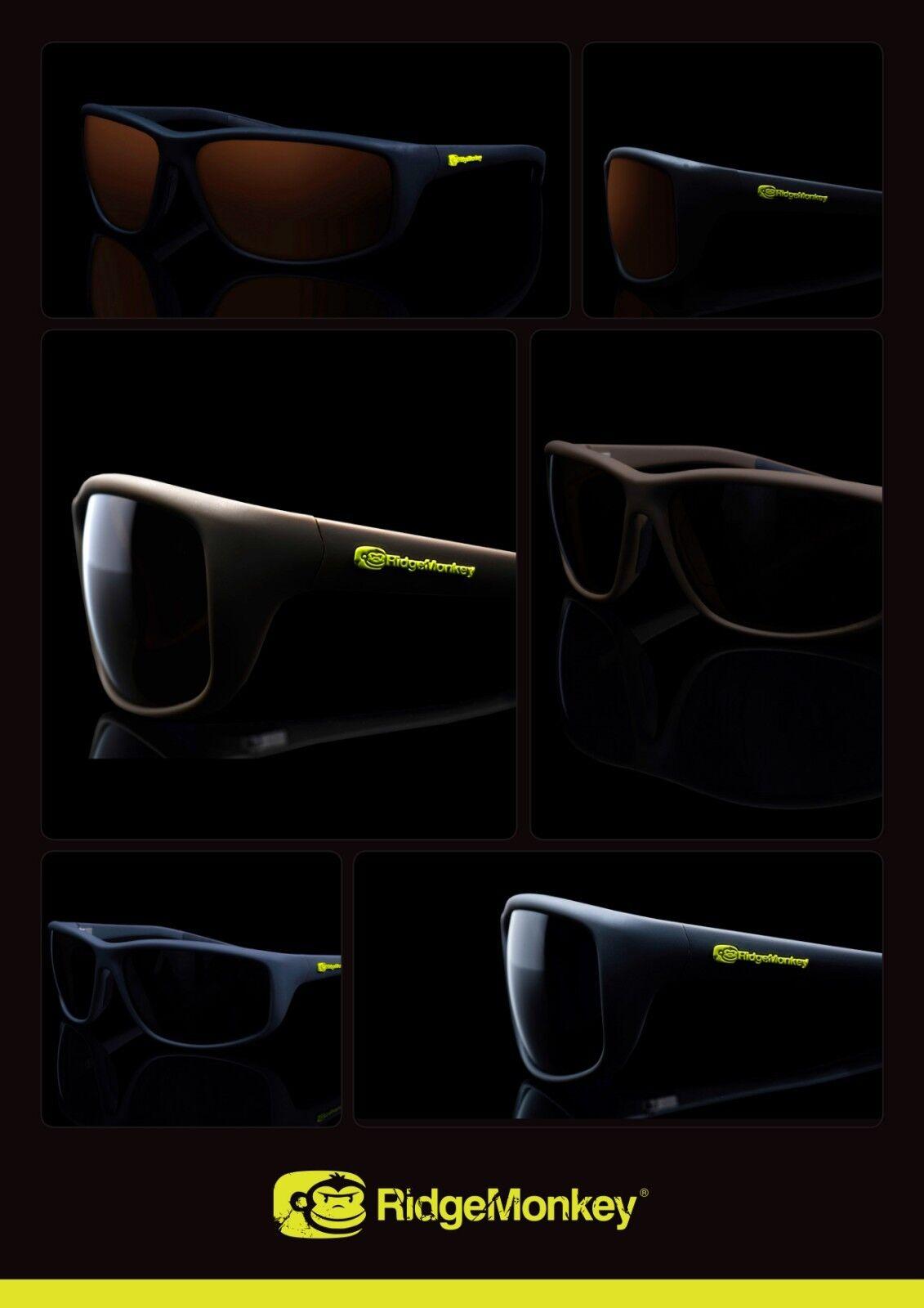 New Ridgemonkey Ridge  Monkey Pola Flex Polarised Sunglasses - All Colours  online shopping