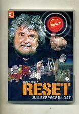 BEPPE GRILLO RESET # Casaleggio Associati DVD-Video 2007